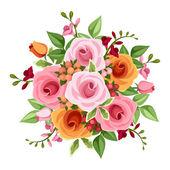 Схема рози