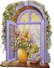 Вікно схема для вишивання