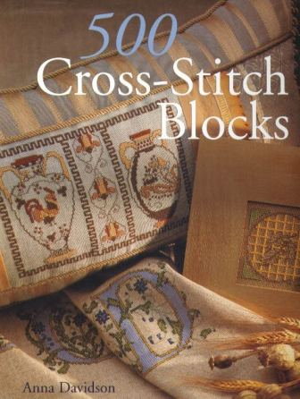 500 cross stitch blocks