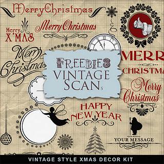 Різдвяні елементи декору