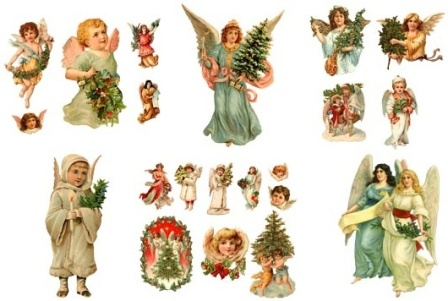 Ангели Різдва
