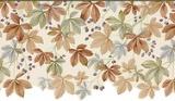 Осіннє листя схема для вишивання