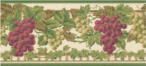 Виноград схема для вишивання