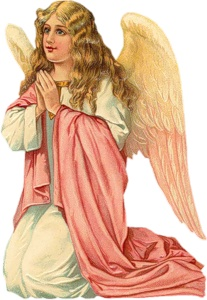 Молитва ангела схема для вишивання